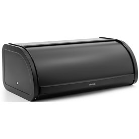 Brabantia Roll Top Brødkasse, matt black