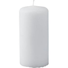 Bloklys 6 x 12cm, hvid