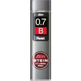 Pentel C277 stifter 0,7mm, B, 40 stk
