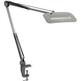 Luxo Split LED arbejdslampe højglans sølvfarvet