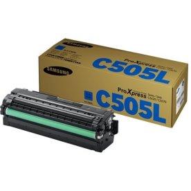 Samsung CLT-C505L/ELS lasertoner, blå, 3500s.