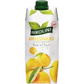 Nikoline Appelsinjuice 50 cl karton