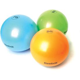 Reebok Gymball 75 cm, blå