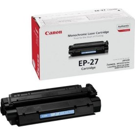 Canon EP-27/8489A002AA lasertoner, sort, 2500s