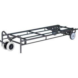 Kørestangsvogn  Længde 200 cm til bord med klapste