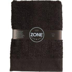 Zone Confetti håndklæde 70x140cm, sort