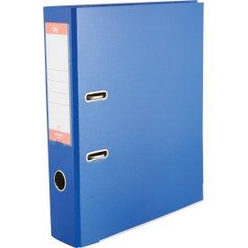 Lomax brevordner A4, 75mm, koboltblå