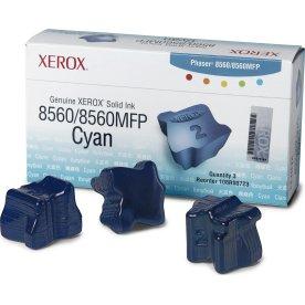 Xerox 1108R00723 lasertoner, blå, 3400s