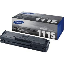 Samsung MLT-D111S lasertoner, sort, 1000 s.