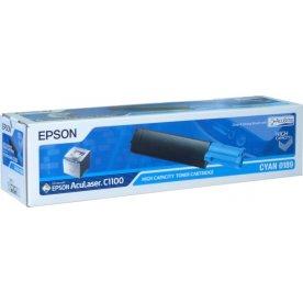 Epson C13S050189 lasertoner, blå, 4000s
