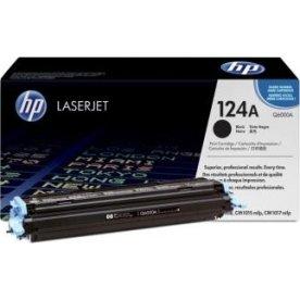 HP 124A/Q6000A lasertoner, sort, 2500s