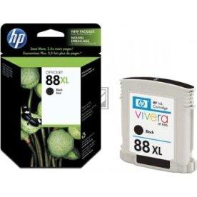 HP nr.88XL/C9396AE blækpatron, sort, 2350s
