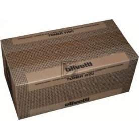 Olivetti B0413 lasertoner, sort, 6000s