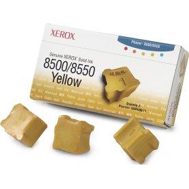 Xerox 108R00671 lasertoner, gul, 3000s