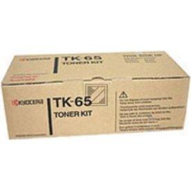 Kyocera 370QD0KX lasertoner, sort, 15000s