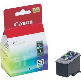 Canon CL-51 blækpatron, farve, 330s