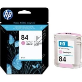 HP nr.84/C5018A blækpatron, lys magenta