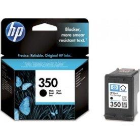 HP nr.350/CB335EE blækpatron, sort, 200s