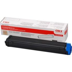 OKI 43502302 lasertoner, sort, 3000s