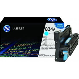 HP CB385A lasertromle, blå, 35000s