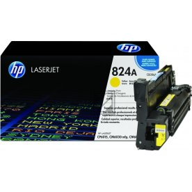 HP CB386A lasertromle, gul, 35000s