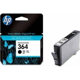 HP nr.364/CB317EE blækpatron, foto sort, 130s