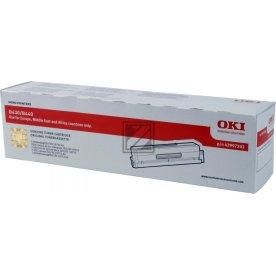 OKI 43979202 lasertoner, sort, 7000s