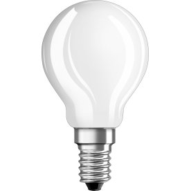 Osram Retro LED Kronepære mat E14, 3W=25W