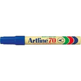Artline EK70 marker, blå