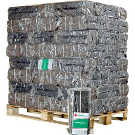SEDI tørvebriketter - 84x10 kg = 840 kg