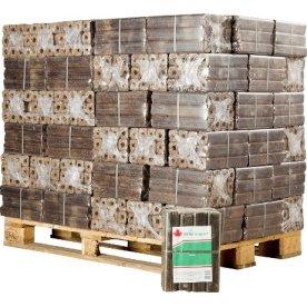 Bio Super stænger/briketter - 96x10 kg = 960 kg
