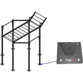 Titan Fitness Box Octagon Rig