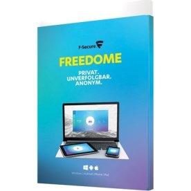 F-Secure Freedome - bokspakke