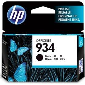 HP nr. 934 blækpatron, sort, 400s.