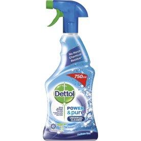 Dettol Power & Pure Universal rengøring, 750 ml