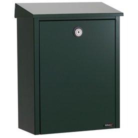Allux 200 Postkasse, grøn
