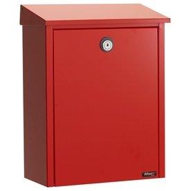Allux 200 Postkasse, rød