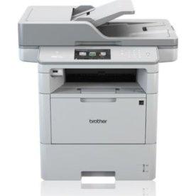 Brother MFC-L6800DW Sort/hvid AIO-laserprinter