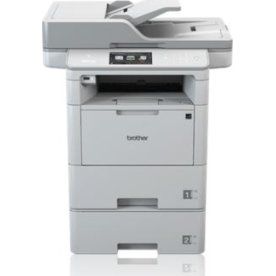 Brother MFC-L6900DWT Sort/hvid AIO-laserprinter