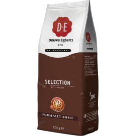 DE Selection kaffe, 400g