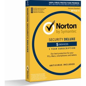 Symantec Norton Security Deluxe 3.0