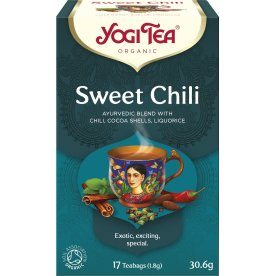 Yogi Tea Sweet Chili, 17 breve
