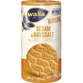 Wasa Runda Sesam og Havsalt Knækbrød, 290 g