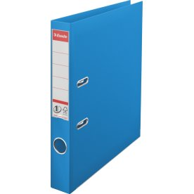Esselte No.1 Vivida brevordner PP A4, 50 mm, blå