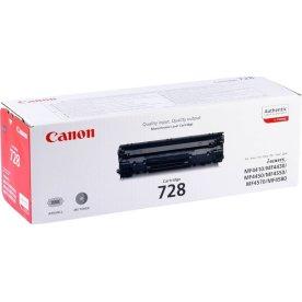 Canon nr.728/3500B002AA lasertoner, sort, 2100s