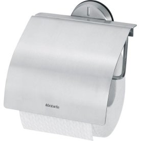 Brabantia Profile Toiletrulleholder, mat stål