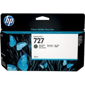 HP nr. 727/B3P22A matsort, 130 ml