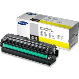 Samsung CLT-Y506L toner Gul 3500 Sider