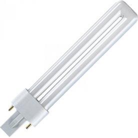 Osram Dulux S Kompakt Lysstofrør 9W/827, G23