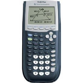 Texas Instruments TI-84+ lommeregner